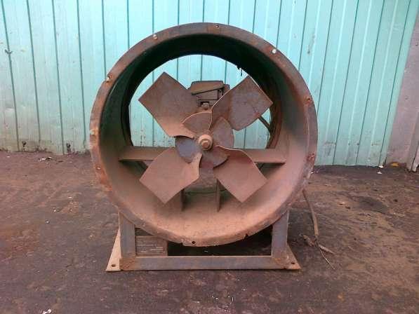 Вентилятор осевой 06-320