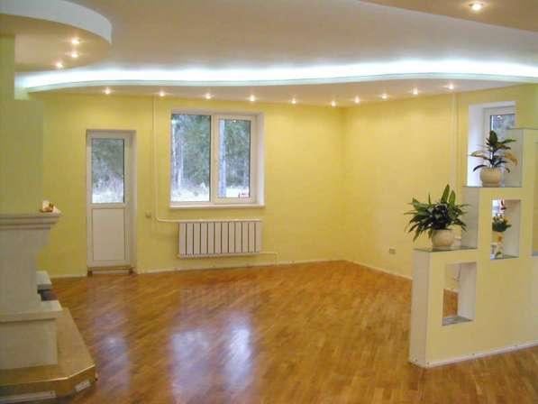 Ремонт квартир, домов, помещений под ключ не дорого
