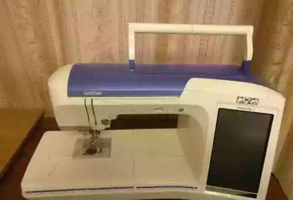 Швейно - вышивальная машина в Перми фото 3