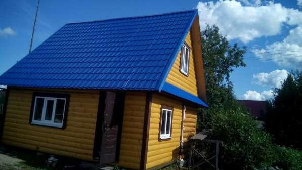 Строительство загородных домов по приемлимым ценам в Санкт-Петербурге фото 17