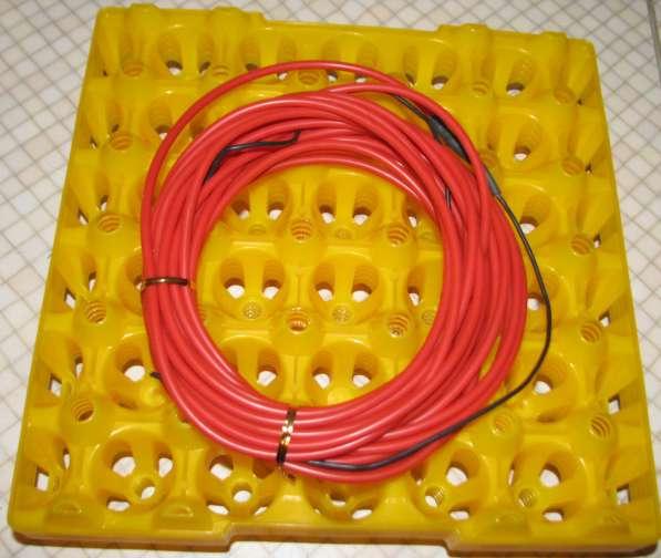 ✔ ✔ ✔Нагреватель для инкубатора карбоновый кабель в силиконе в Астрахани