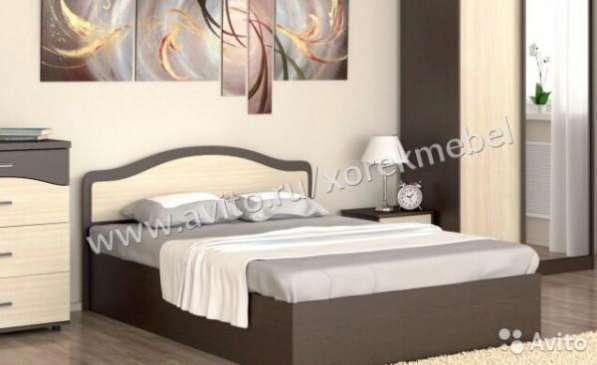 """Кровать """"Лиана"""" 140х200 с пм"""