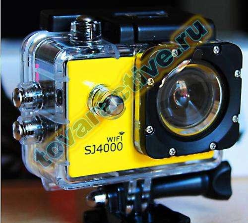 Экшен Камера Sjcam 4000 wifi