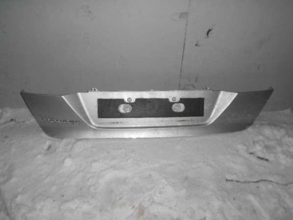 Накладка на багажник Ford Mondeo 4 2011-2013г