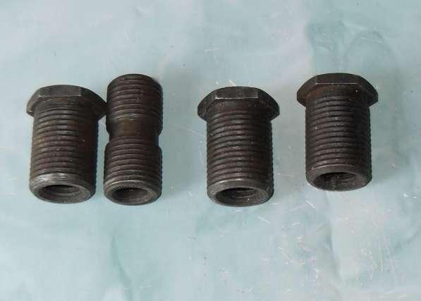 Втулки резьбовые для Волги (СССР)