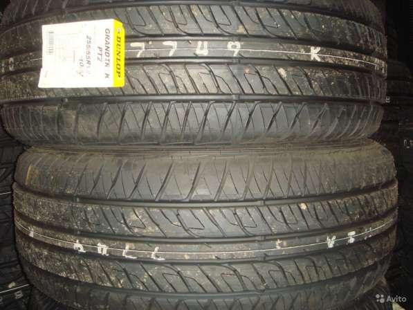 Новые Dunlop 235/60 R17 данлоп грандтрэк пт2