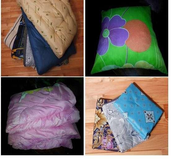Матрац. Подушка. Одеяло. Доставка бесплатно