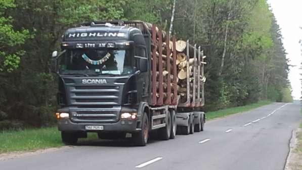Аренда лесовоза