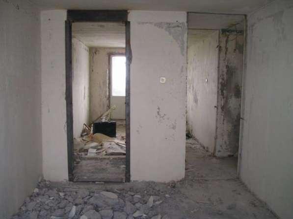 Внутренние демонтажные работы