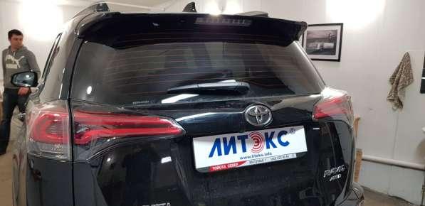 Противоугонная маркировка автомобилей Литэкс в Екатеринбурге фото 5