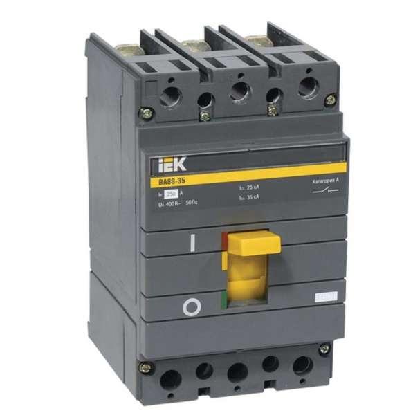 Выключатели автоматические ва88 35