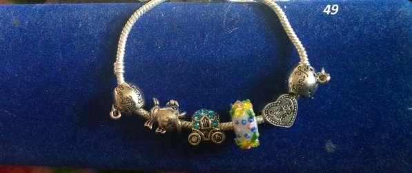 Pandora Style браслет