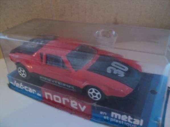 Масштабная модель автомобиля Пантера