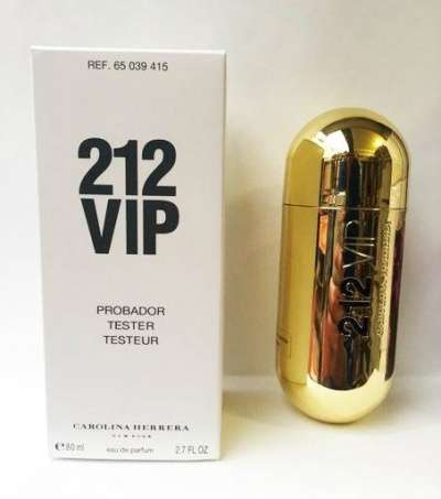 Carolina Herrera 212 Vip Woman 80 ml