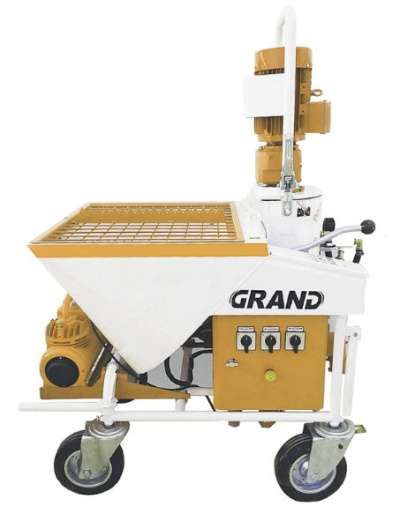 Штукатурная станция GRAND GRAND 4