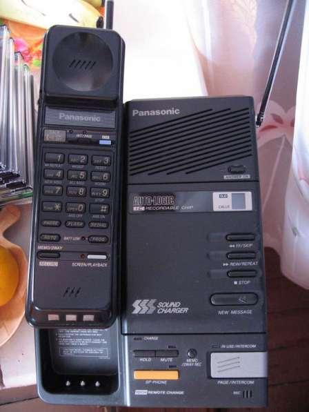 Радиотелефон Panasonic KX-T4330-B с автоответ