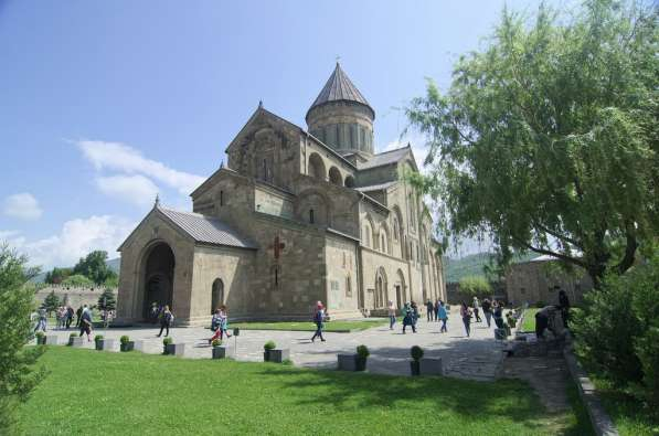 Грузия - страна жизни и Кутаиси, из Краснодара в Краснодаре фото 4