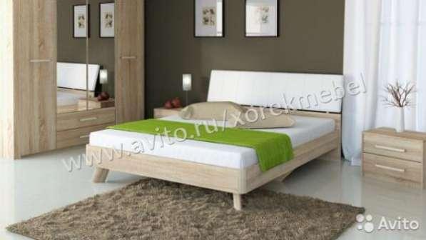 """Кровать 160х200 """"Энджи 69-5"""""""