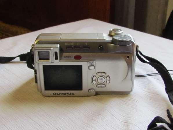 Фотокамера OLYMPUS CAMEDIA C-760 ULTRA ZOOM в фото 4