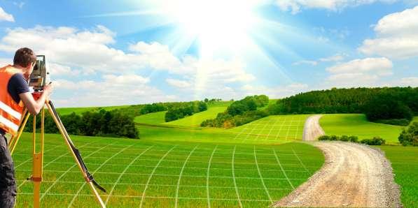 Широкий спектр кадастровых работ в отношении земельных участ