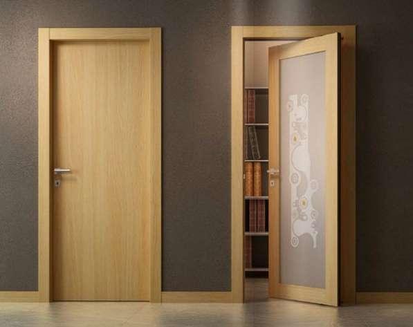 Установка дверей в Тюмени фото 3