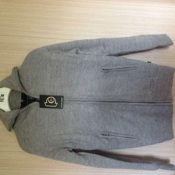 Куртка вязаная новая (Дания)