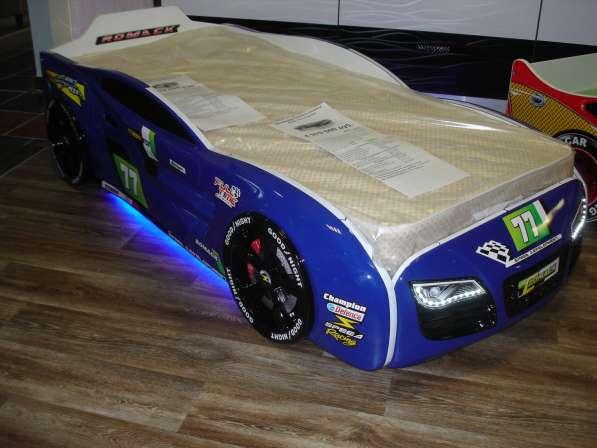 Детские кровати машинки в фото 4