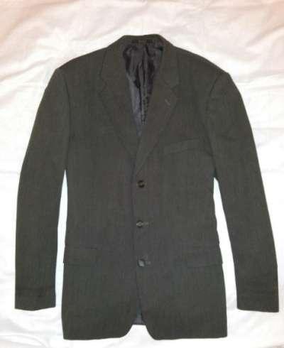 """пиджак темно зеленый"""" FOSP"""""""
