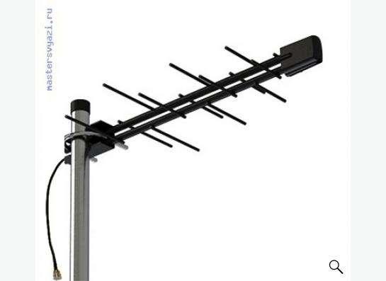 Антенны DVB-T2 c усилителем наружные и комнатные. в Ульяновске фото 3