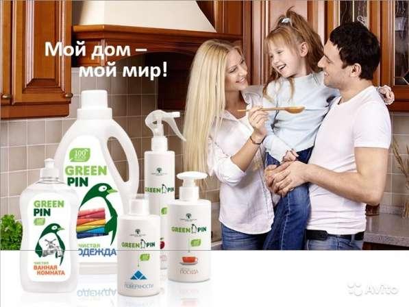 Эко - средства для мытья посуды и уборки дома без химии