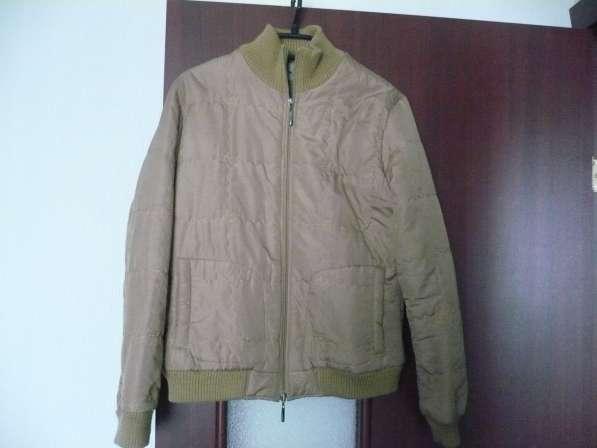 Женская стеганная куртка