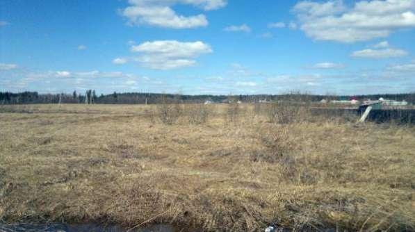 Земельный участок 24 сотки дер. Сергово, вблизи р. Искона в Можайском р-оне,110 км от МКАД по Минскому шоссе.