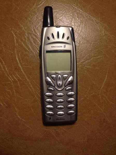 Телефон Ericsson R520m