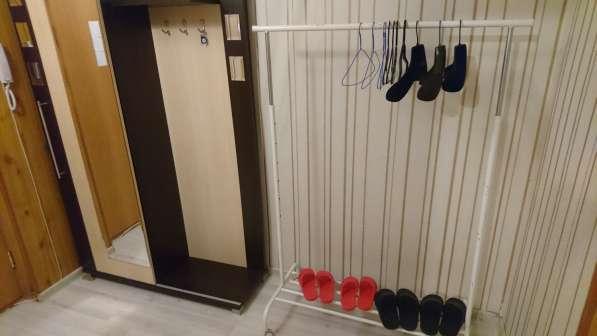 Двухкомнатная квартира у метро Приморская в Санкт-Петербурге фото 12