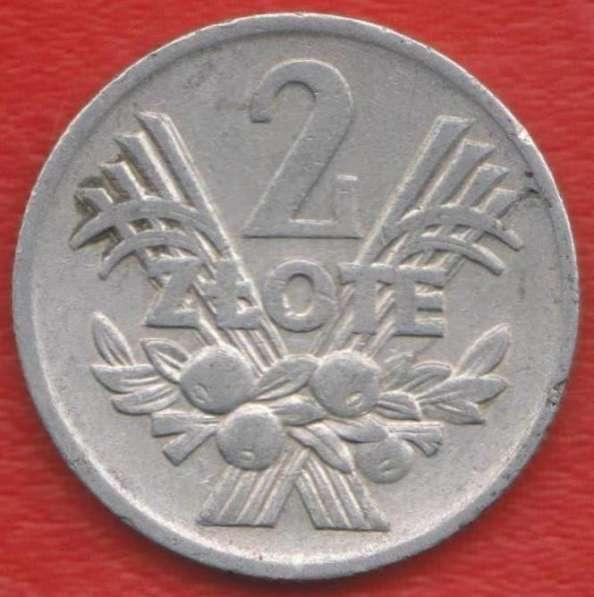 Польша 2 злотых 1974 г. №2