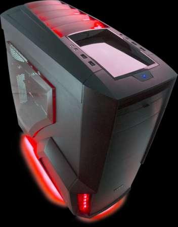 По настоящему мощный игровой компьютер - MC Cybersport Gamer II