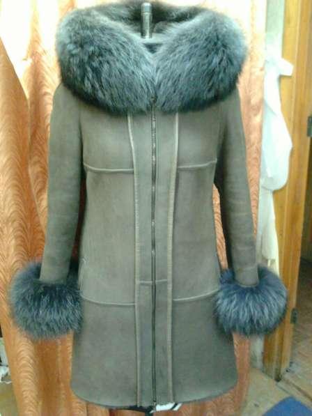 Пошив, ремонт кожаных, меховых изделий:курток, шуб, жилетов