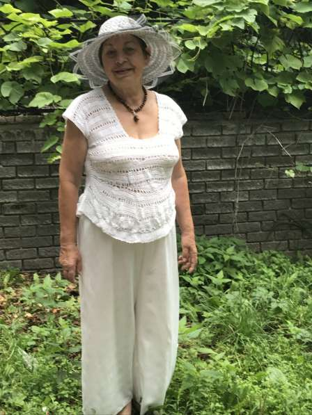 Роза, 47 лет, хочет познакомиться