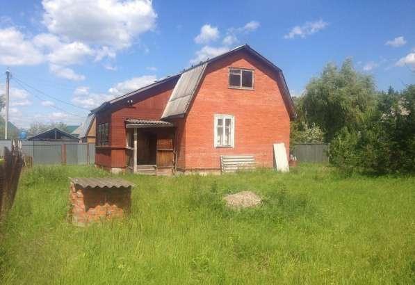 Дачный дом с земельным участком в Бронницах