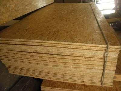 Плиты Осб, Osb 1250/2500 9мм