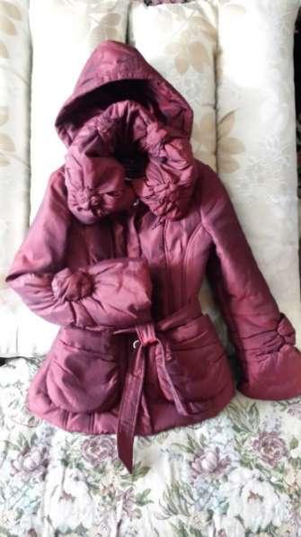 Куртка-весна-осень для девочки. Snowcrest