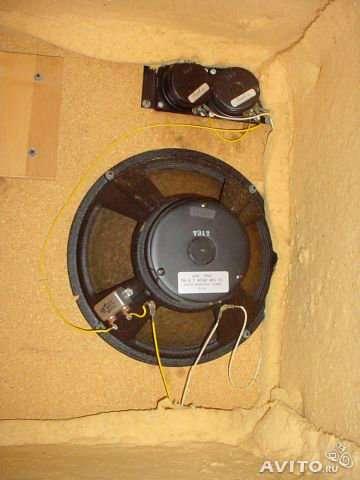 акустическую систему