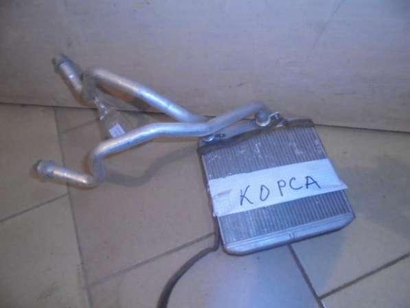 Опель корса радиатор кондиционера