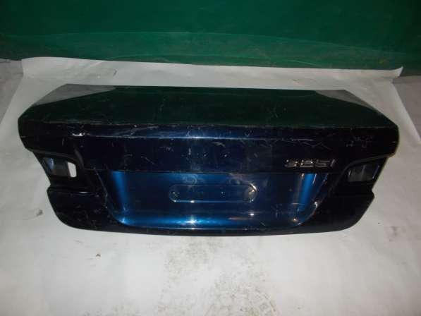 Крышка багажника на BMW 3er e90 б/у оригинал