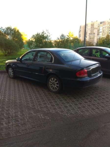 Hyundai, Sonata, продажа в Санкт-Петербурге в Санкт-Петербурге фото 8