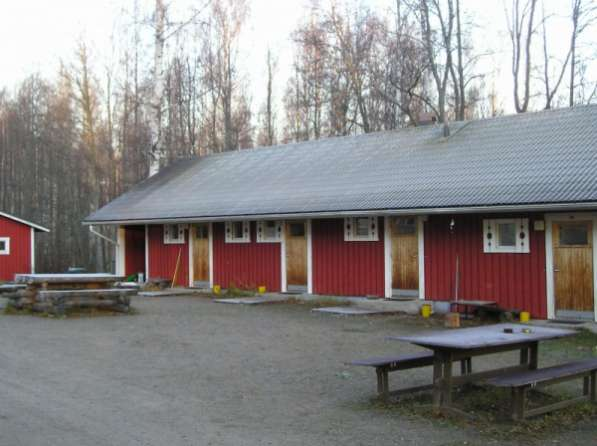 Турбазу в Финляндии