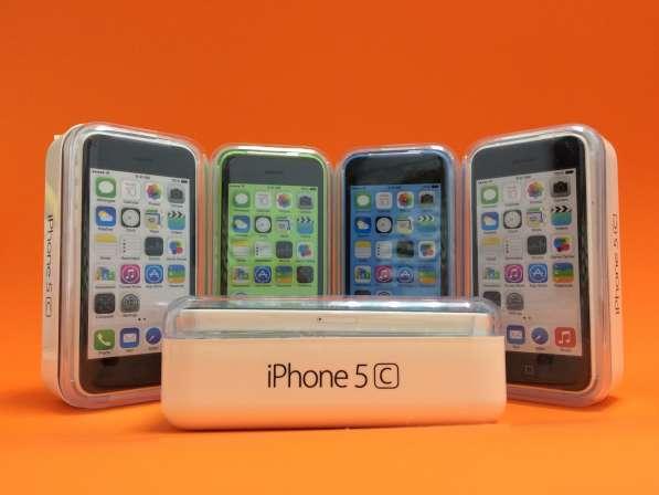 IPhone 5c с завода. Гарантия