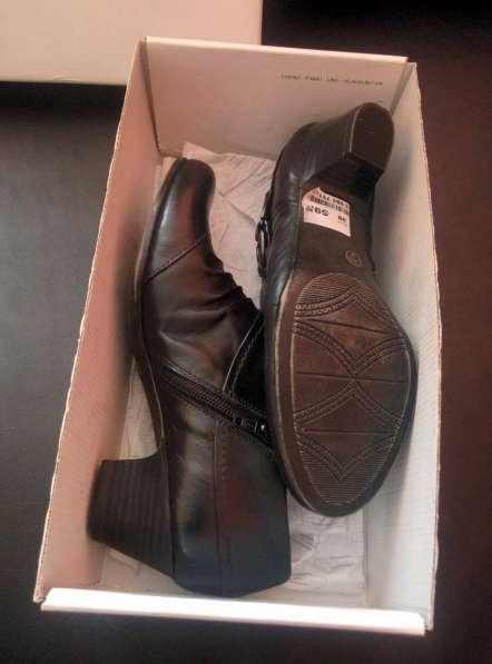 Туфли новые англия