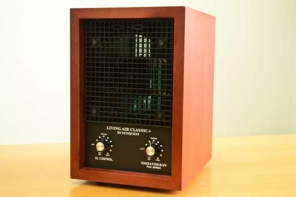 Living Air Classic+ - многофункциональный очиститель воздуха