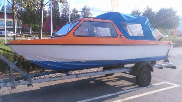 Лодка Jofa 485с мотором